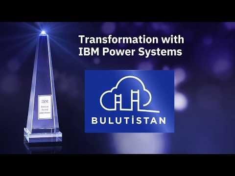 IBM Beacon Award Winner 2020