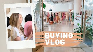 WHERE I FIND WHOLESALE BOUTIQUE BRANDS! *behind The Scenes Shopping Vlog*