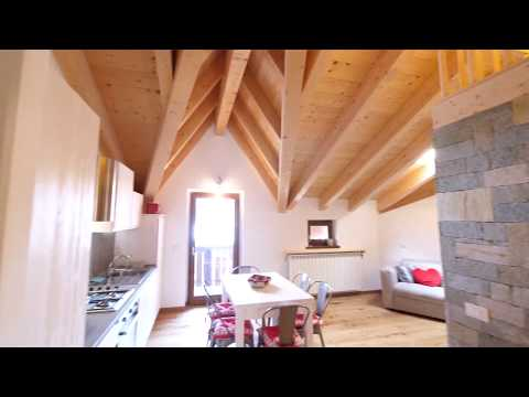 Video - Chalet Borgo Alpino - Affitto Mansarda 6/8 posti