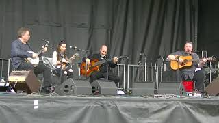 Kruger Brothers with Sierra Hull Delfest 2018