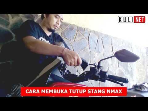 Video Cara Membuka Tutup Stang Yamaha NMax