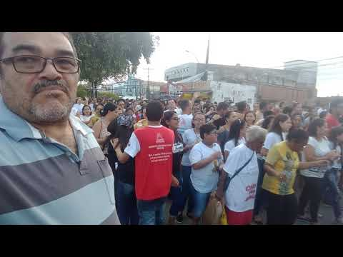 Caminhada da ressurreição de Jesus Cristo em Beberibe