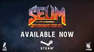 VideoImage1 SEUM: Speedrunners from Hell