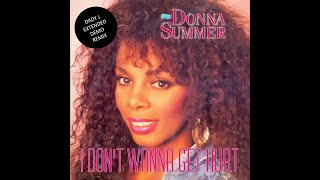 Donna Summer - I don't wanna get hurt [PWL Remix] (Dady J Extended Remix) - Stock Aitken Waterman