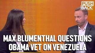 Max Blumenthal: US sanctions on Venezuela are 'sociopathic'