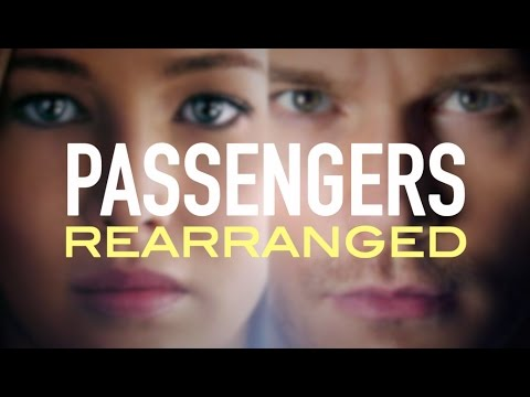 This rearranged narrative of Passengers movie, shows how a movie lost it's chance become something else.