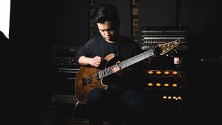 Periphery - Marigold Guitar Cover By Ryan Siew