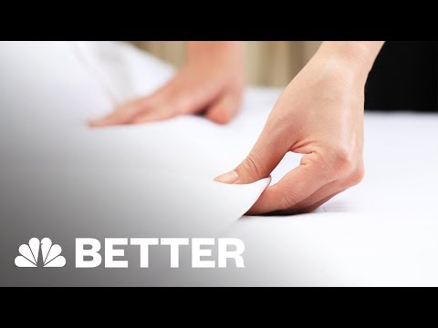 A Better Way to Fold a Fitted Sheet | Better | NBC News
