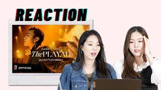 NGƯỜI HÀN REACTION SOOBIN X SLIMV - THE PLAYAH (Special Performance)