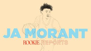 How Ja Morant Cemented Himself As the Rookie of the Year Front-runner | Rookie Reports | The Ringer