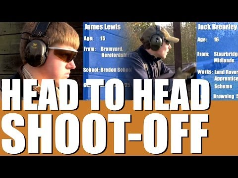 Schools Challenge TV – The big shoot-off