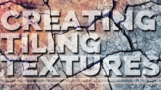 Create TILING TEXTURES For GAMES | A Photoshop&Mudbox Tutorial