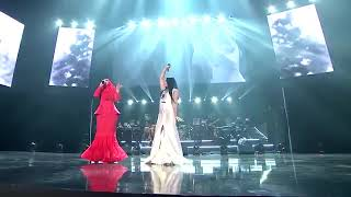 Snow on The Sahara-Anggun & Siti Nurhaliza