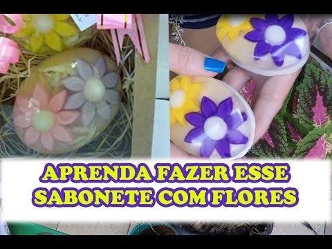 Sab. com flores dentro