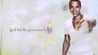 JLS - 3D Lyrics Video