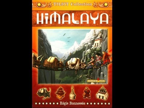 The Edge of the Board - Himalaya Tutorial and Review