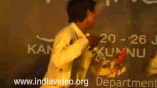 A Maharashtra folk dance