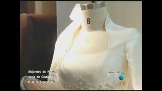 preview picture of video 'vestidos madrina Ciudad Real Alejandro de Miguel Teléf.926 600 000'