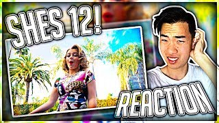 Reacting to Danielle Cohn - Marilyn Monroe (SHE