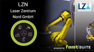 LZN Laser Zentrum Nord GmbH powerd by FASTSUITE