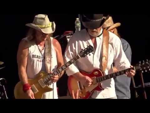 """Marshall Tucker Band """"Can't You See"""" Jones Beach, NY 7/23/16"""