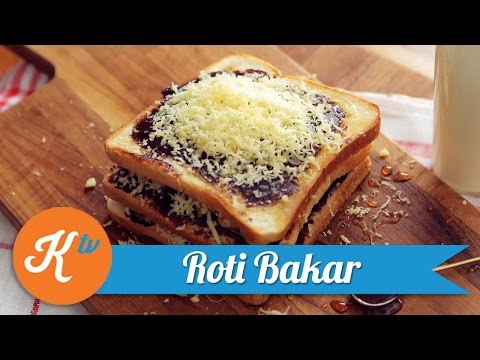 Video Resep Roti Bakar | LADY DE LAURA