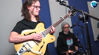 """HIPPO CAMPUS PERFORMS """"WAY IT GOES"""", """"SIMPLE SEASON"""" AND """"WESTERN KIDS"""" LIVE IN THE GO GARAGE"""