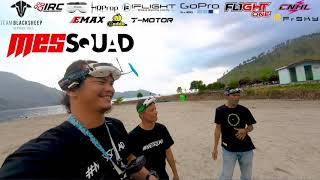 Amazing view @tobalake cinematic fpv drone freestyle enjoy with messquad family