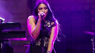 Anggun-1 A Rose in the Wind-2 -3 -4(I)_Concert Pontedera 23 June 2018