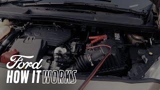 Cómo arrancar un vehículo con pinzas: Cómo funciona Trailer