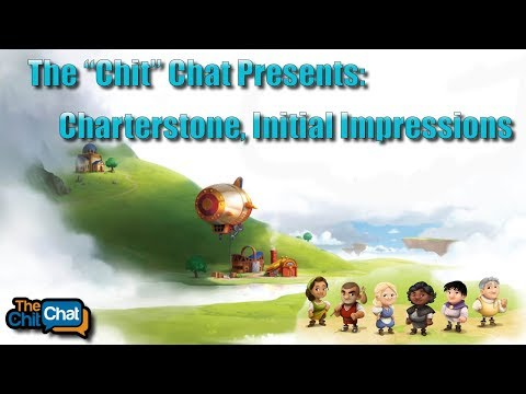 Charterstone Initial Thoughts - Non-Spoiler