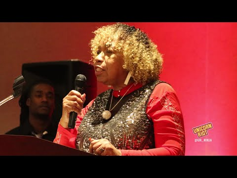 Gwen Carr (Eric Garner's mom): 2020 In Remembrance of Me
