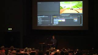 Jigsaw24's Secret CS6 Event: Prelude, Premiere, After Effects And Speedgrade Part 2