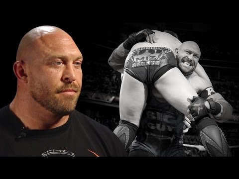 Ryback Sits Down With Michael Cole For Video Interview