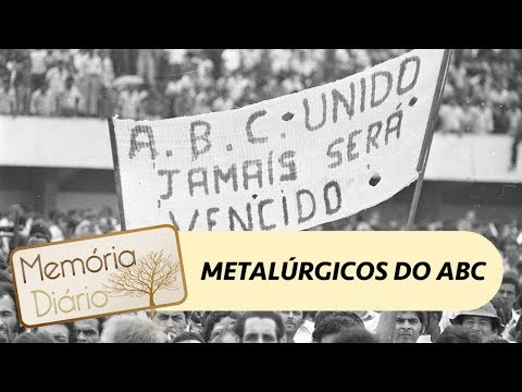 Os 60 anos do Sindicato dos Metalúrgicos do ABC
