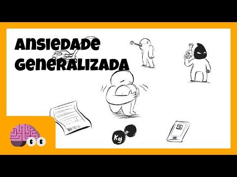 Ansiedade generalizada