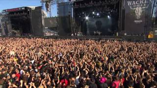 Trivium - The Deceived Wacken 2011 [HD]