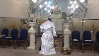 COGPTV. CCC COVENANT OF GOD PARISH 1ST NEW MOON SERVICE 02-01-2014