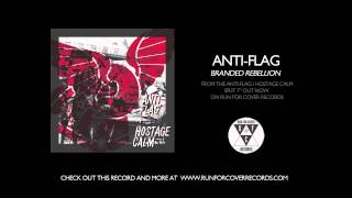 Anti-Flag - Branded Rebellion (Official Audio)