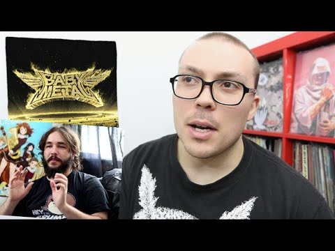 Babymetal – Metal Resistance ALBUM REVIEW ft. Digibro
