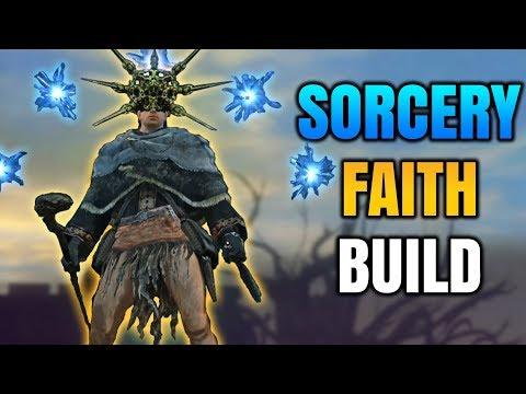 Dark Souls Remastered - Dark Magic Build: Abyssal Sorcerer