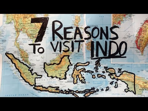 7 Reasons Why You Should Travel To Indonesia