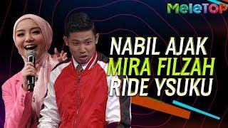 Nabil ajak Mira Filzah ride Ysuku   MeleTOP   Ben Amir & Sean Lee