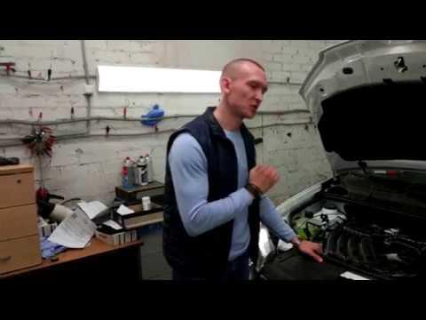 Цепной двигатель на Рено. 1.6 л. H4M