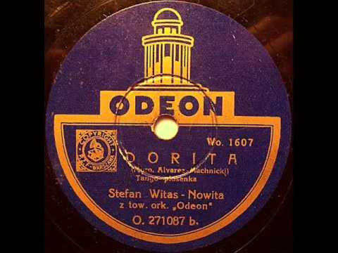 Stefan Witas - Dorita (Tango), 1937.avi