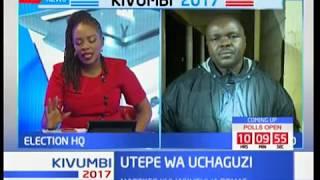 Hali ya uchaguzi ilivyo maeneo ya Baringo nchini na Victor Ogale