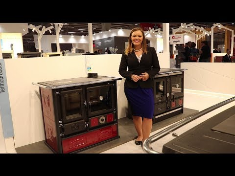 La Nordica - Hydronic Heating Wood Cookstove Series