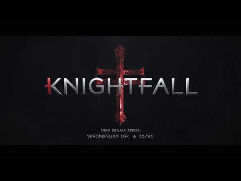Knightfall Season 1 Promo 'Power and Control'