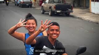 Gerson Almeida visita Guayaquil  11 de Diciembre del 2020.