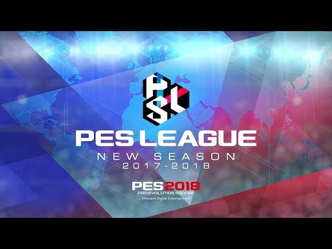 PES 2018 - PES LEAGUE 2018 UPDATE 18 FEBRUARY | PPSSPP